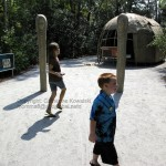 Roanoke Island Festival Park – Manteo, NC Ceremonial Dance Circle