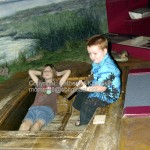 Roanoke Island Festival Park – Manteo, NC museum duck hunting