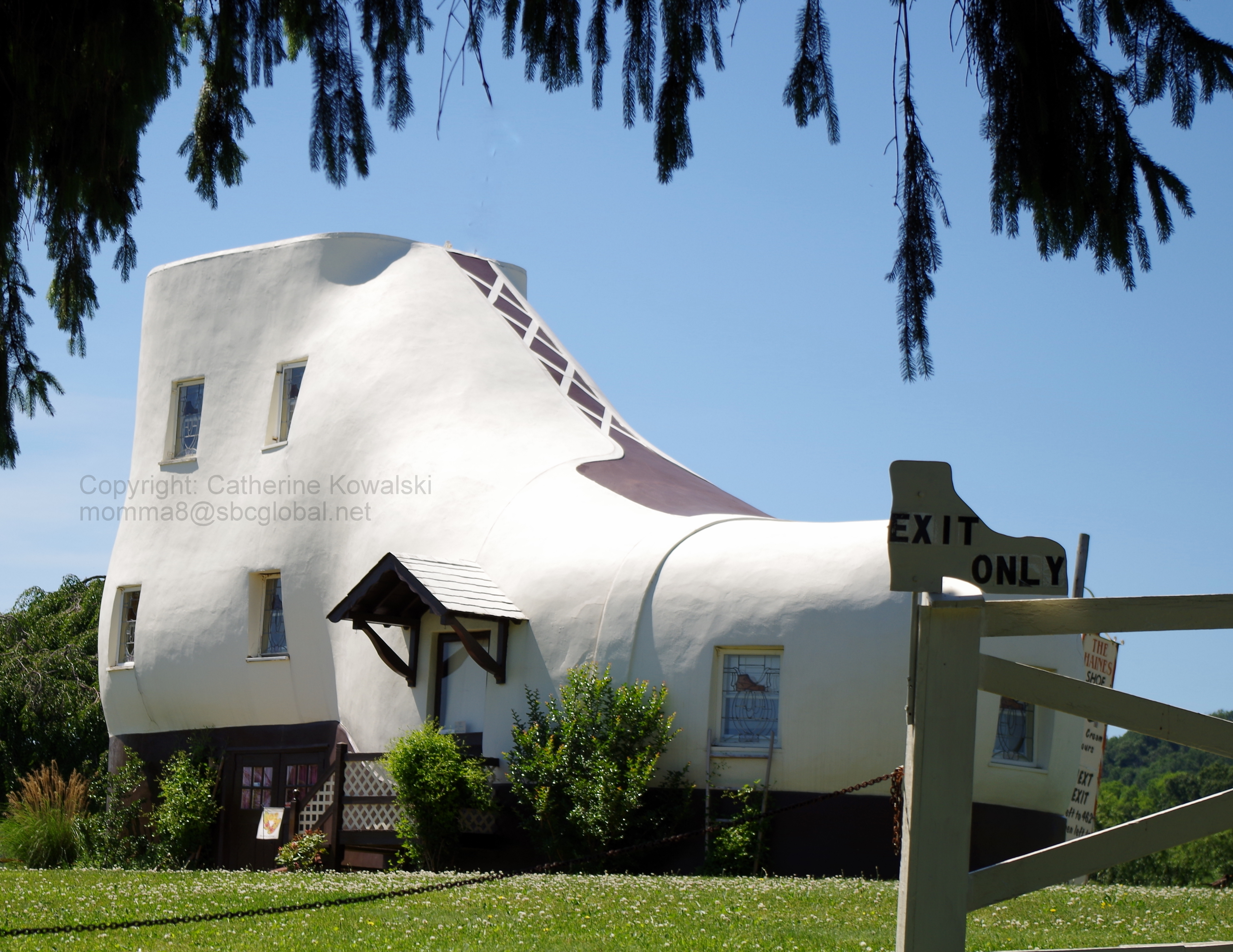 York, PA: Haines Shoe House