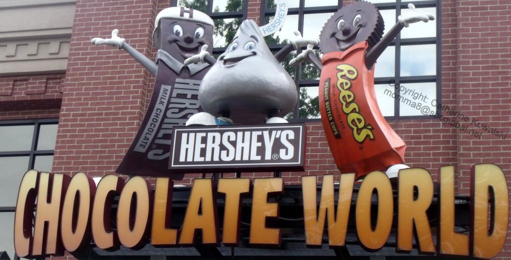 Hershey S Great American Chocolate Tour